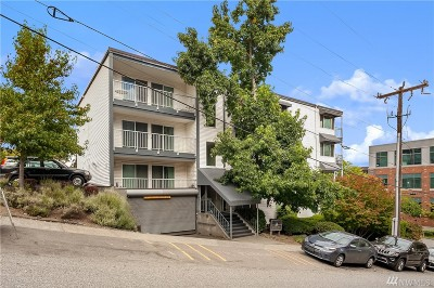 Seattle Condo/Townhouse For Sale: 762 Hayes St #45
