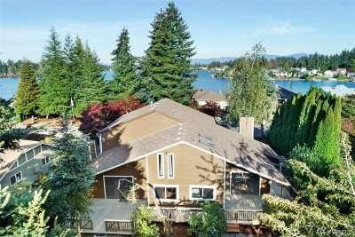 Lake Tapps WA Single Family Home For Sale: $574,900
