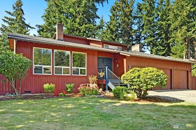 Renton Single Family Home For Sale: 14131 149th Place SE