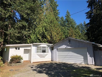 Gig Harbor Single Family Home For Sale: 15810 62nd Ave NW