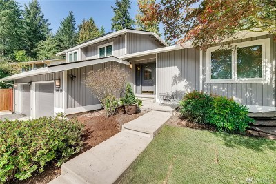 Kirkland Single Family Home For Sale: 12910 NE 71st St
