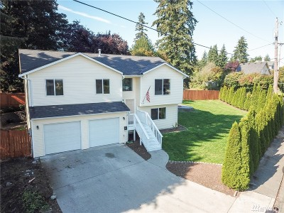 Everett Single Family Home For Sale: 4008 High St