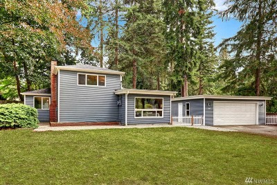 Lynnwood Single Family Home For Sale: 21515 Cypress Wy