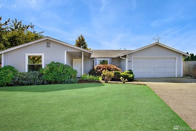 Federal Way Single Family Home For Sale: 1917 SW 354th