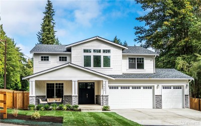 Woodinville Single Family Home For Sale: 7505 235th St SE