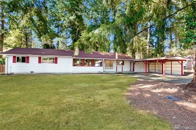 Lakewood Single Family Home For Sale: 12402 Glenwood Ave SW