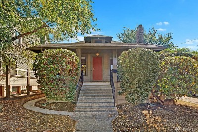 Seattle Single Family Home For Sale: 1413 N 54th St