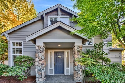 Renton Single Family Home For Sale: 4845 NE 5th St