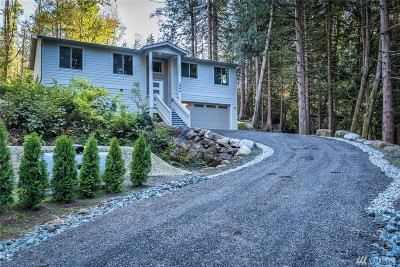 Single Family Home For Sale: 1846 Emerald Lake Wy