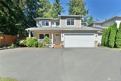 Everett Single Family Home For Sale: 133 120th St SE #A