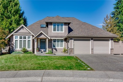 Bothell Single Family Home For Sale: 3121 210th St SE