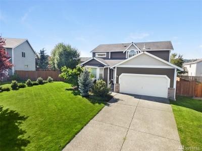 Orting Single Family Home For Sale: 1315 Hardtke Ave NE
