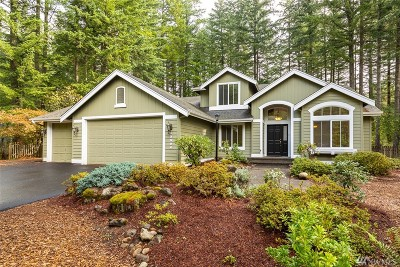 North Bend WA Single Family Home For Sale: $799,000