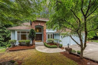 Redmond Single Family Home For Sale: 6519 214th Ave NE