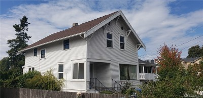 Seattle Single Family Home For Sale: 4415 SW 26th Ave SW