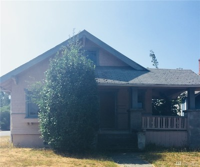 Tacoma Single Family Home For Sale: 3832 S J St