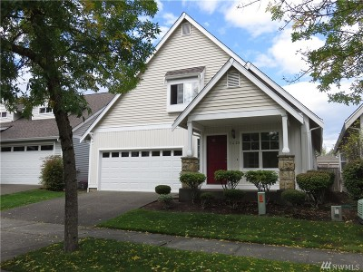 Olympia Single Family Home For Sale: 3628 4th Ave NW