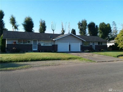Puyallup Multi Family Home For Sale: 11518 65th St Ct E