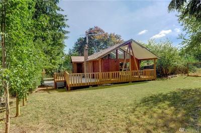 Shoreline Single Family Home For Sale: 15217 11th Ave NE