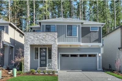 Bothell Single Family Home For Sale: 19812 11th Dr SE #Lot24