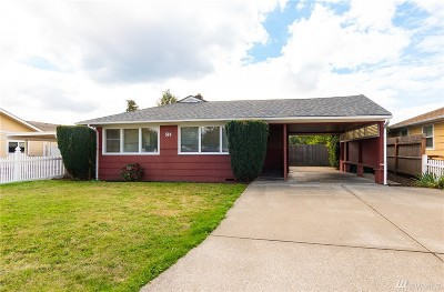 Puyallup Single Family Home For Sale: 518 9th Ave SW