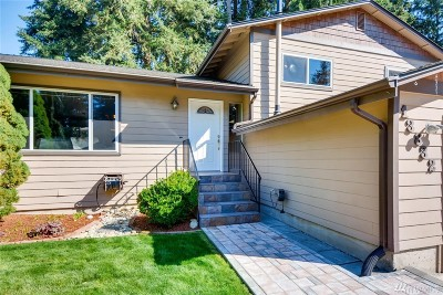Renton Single Family Home For Sale: 13832 146th Place SE