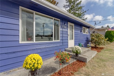 SeaTac Single Family Home For Sale: 3728 S 192nd St
