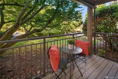 Kirkland Condo/Townhouse For Sale: 12709 NE 116th St #C102