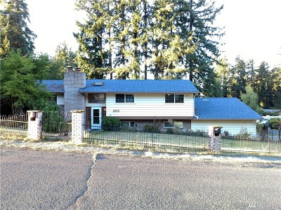 Puyallup Single Family Home For Sale: 8012 81st St E