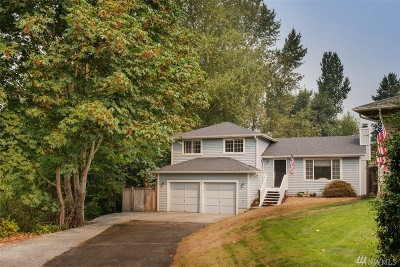 Bothell Single Family Home For Sale: 1429 220th Place SW