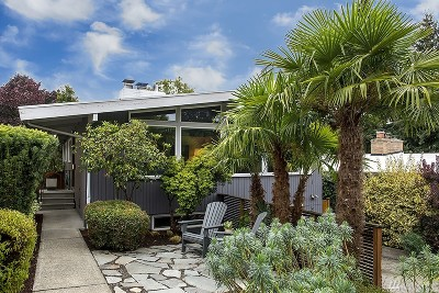 Seattle Single Family Home For Sale: 3540 SW Rose St