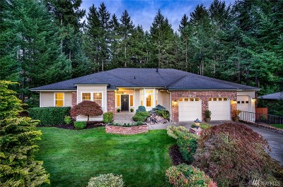 Gig Harbor Single Family Home For Sale: 9713 41st Ave NW