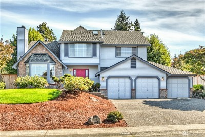 Kent WA Single Family Home For Sale: $534,990