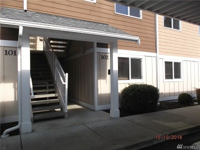 Oak Harbor Condo/Townhouse For Sale: 1640 SW Mulberry Place #C102