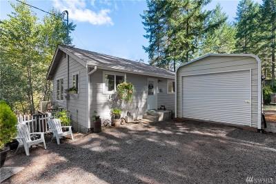 Mason County Single Family Home For Sale: 101 NE Circle Dr