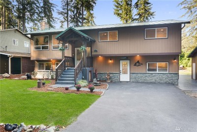 Snohomish Single Family Home For Sale: 8427 188th St SE