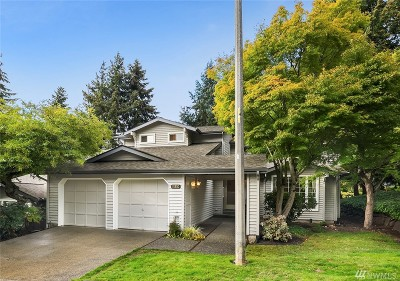 Bellevue Single Family Home For Sale: 11310 SE 65th St