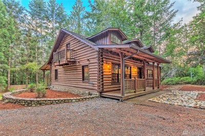 Shelton Single Family Home For Sale: 71 W Insels Rd
