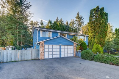 Edmonds Single Family Home Contingent: 15304 50th Ave W