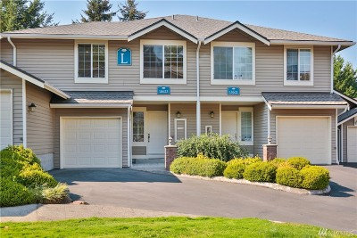 Redmond Condo/Townhouse For Sale: 18623 NE 57th Unit #l18623 St