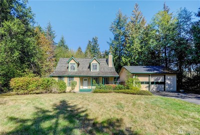 Snohomish Single Family Home For Sale: 22303 104th Ave SE