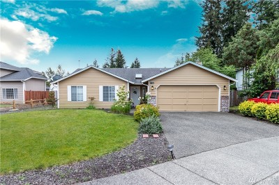 Maple Valley Single Family Home For Sale: 27933 212th Place SE