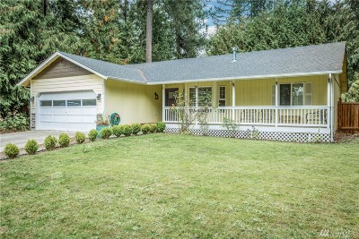 Thurston County Single Family Home For Sale: 18312 Tapaderos St SE