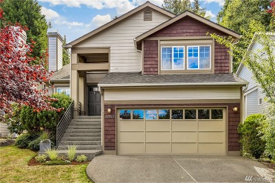 Kirkland Single Family Home For Sale: 11517 NE 107th Place
