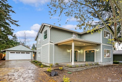Seattle Single Family Home For Sale: 10448 11th Ave SW