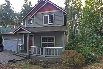 Yelm Single Family Home For Sale: 22701 Briarwood Ct SE
