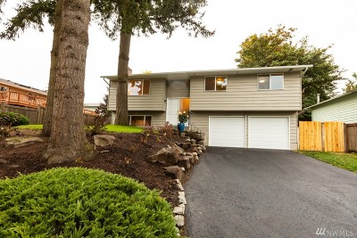 Bothell Single Family Home For Sale: 17301 Brook Blvd