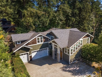 Kirkland Single Family Home For Sale: 10816 103rd Ave NE
