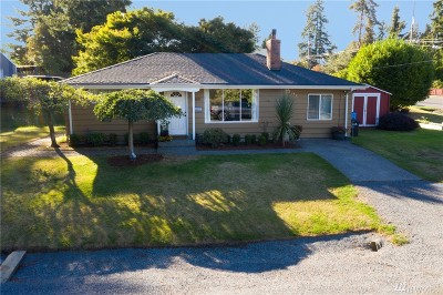 Shoreline Single Family Home For Sale: 18841 Wallingford Ave N