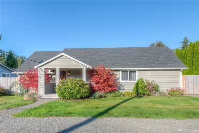 Snohomish Single Family Home For Sale: 520 Russell Rd